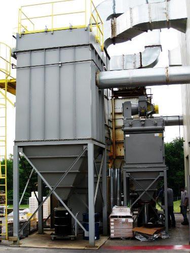 小型锅炉除尘器设计方案中主要对燃煤锅炉烟气进行的治理,我们以前