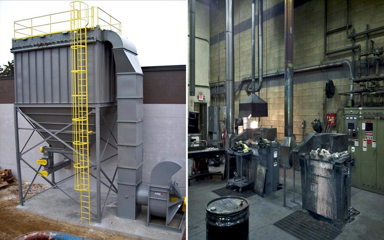 浙江小型燃煤锅炉除尘器工作原理