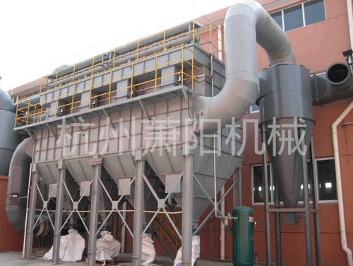 纺织厂布袋除尘器工作原理